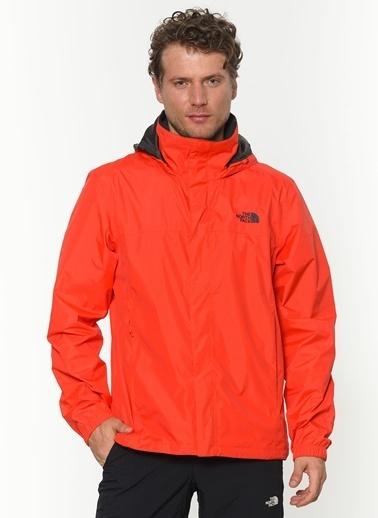 The North Face Resolve 2 Erkek Yağmurluk Kırmızı